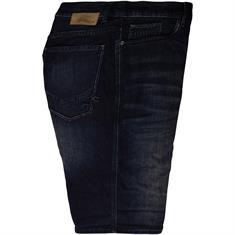 CAMEL ACTIVE Jeans-Shorts jeansblau