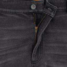 CAMEL ACTIVE Jeansshorts grau