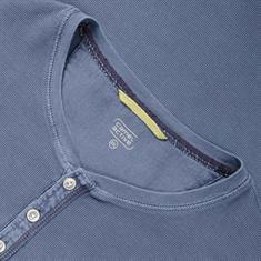 CAMEL ACTIVE Langarmshirt blau