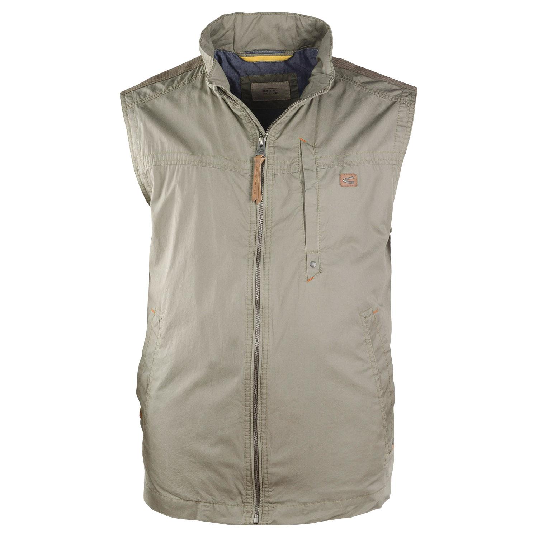 outlet store 5cf1e b5a20 CAMEL ACTIVE Outdoor-Weste beige