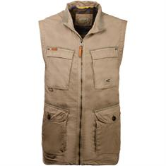 CAMEL ACTIVE Outdoor-Weste beige