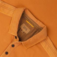 CAMEL ACTIVE Poloshirt orange