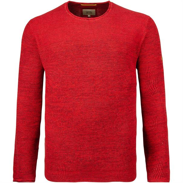 CAMEL ACTIVE Pullover rot