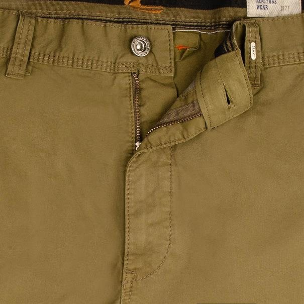 CAMEL ACTIVE Shorts oliv