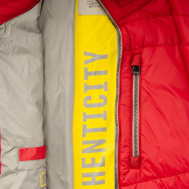 CAMEL ACTIVE Steppjacke rot