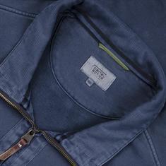 CAMEL ACTIVE Sweatshirt blau