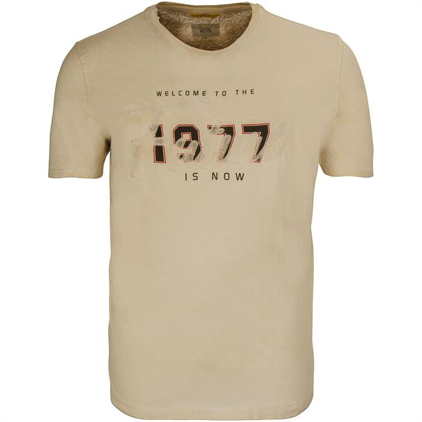 CAMEL ACTIVE T-Shirt beige