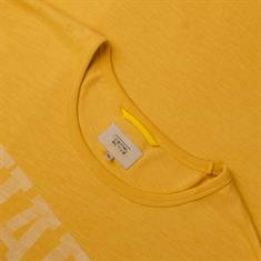 CAMEL ACTIVE T-Shirt gelb