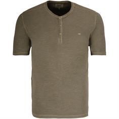 CAMEL ACTIVE T-Shirt oliv