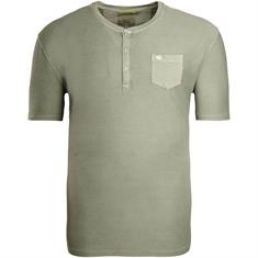 CAMEL ACTIVE T-Shirt oliv