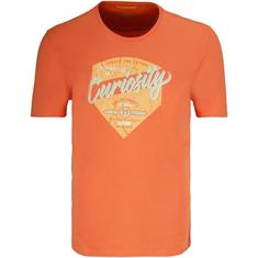 CAMEL ACTIVE T-Shirt orange