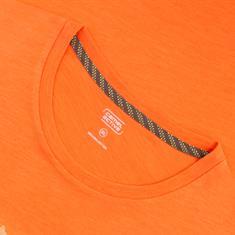 CAMEL ACTIVE T-Shirt orange