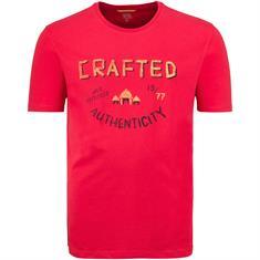 CAMEL ACTIVE T-Shirt rot
