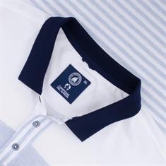 CAMPIONE Poloshirt weiß