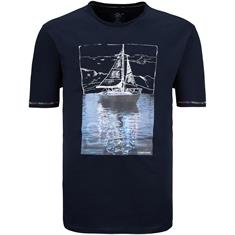 CAMPIONE T-Shirt dunkelblau
