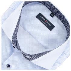 CASAMODA Cityhemd - EXTRA langer Arm hellblau