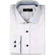 CASAMODA Cityhemd - EXTRA langer Arm weiß