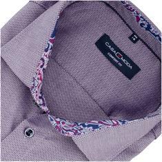 CASAMODA Cityhemd violett