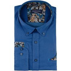 CASAMODA Freizeithemd blau