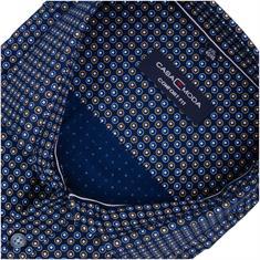 CASAMODA Freizeithemd dunkelblau