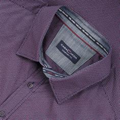 CASAMODA Freizeithemd violett