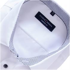 CASAMODA halbarm Cityhemd weiß