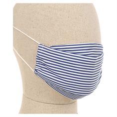 CASAMODA Mund-Nasen-Maske blau