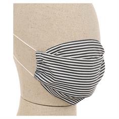 CASAMODA Mund-Nasen-Maske schwarz-weiß