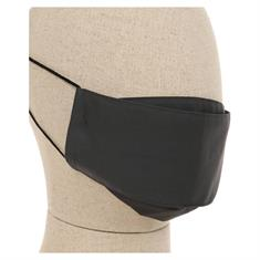CASAMODA Mund-Nasen-Maske schwarz