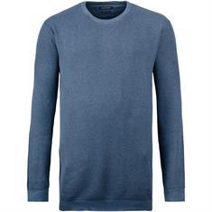 CASAMODA Pullover - EXTRA lang blau