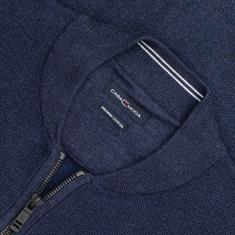 CASAMODA Strickjacke blau