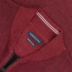 CASAMODA Strickjacke bordeaux