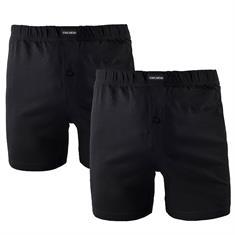 CECEBA Doppelpack-Shorts schwarz