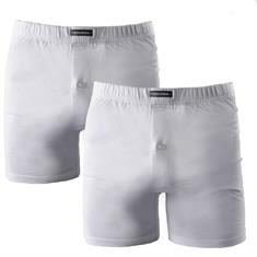 CECEBA Doppelpack-Shorts weiß