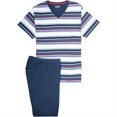CECEBA halbarm Schlafanzug blau