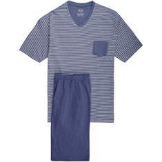 CECEBA Schlafanzug kurz blau
