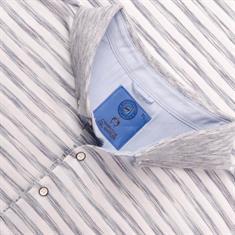 CLAUDIO CAMPIONE Poloshirt blau