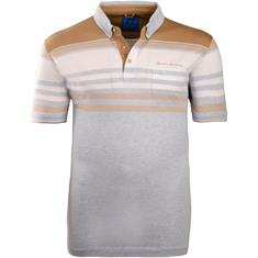 CLAUDIO CAMPIONE Poloshirt braun