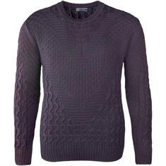 CLAUDIO CAMPIONE Pullover violett