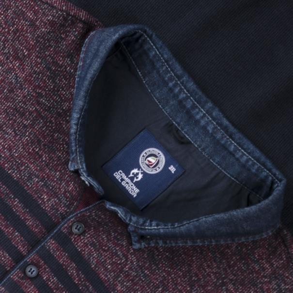 CLAUDIO CAMPIONE Sweatshirt bordeaux
