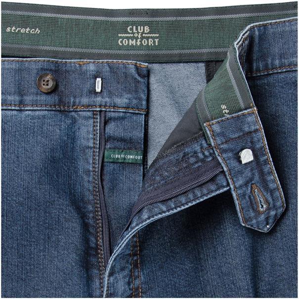 CLUB OF COMFORT Denim-Jeans blau