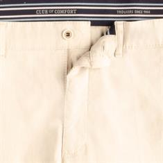 CLUB OF COMFORT Leinenhose beige