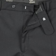 CLUB OF COMFORT Wollhose schwarz