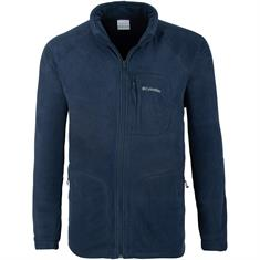 COLUMBIA Fleecejacke blau