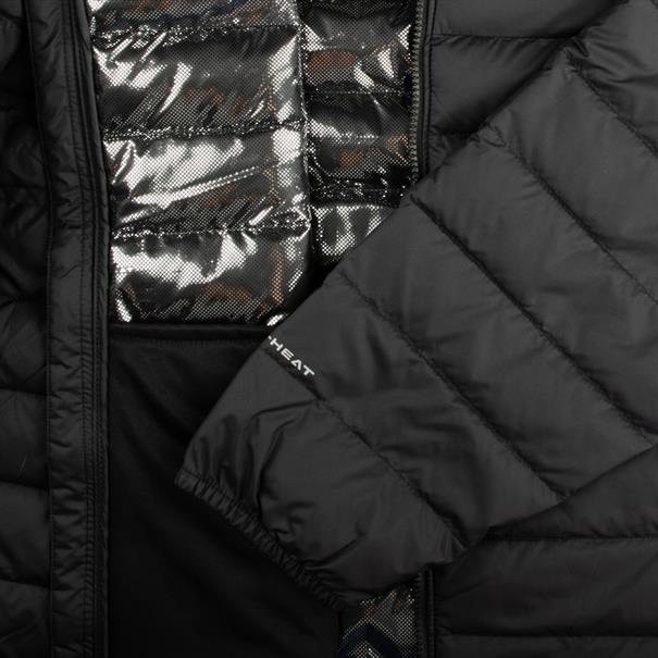 COLUMBIA Funktionsjacke schwarz
