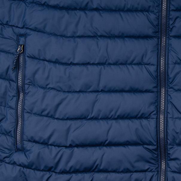 COLUMBIA Steppweste blau