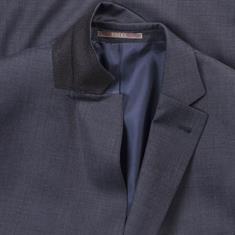 DIGEL Baukasten-Sakko blau-meliert