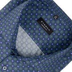 ETERNA Cityhemd blau