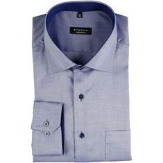 ETERNA Cityhemd dunkelblau