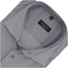 ETERNA Cityhemd - EXTRA lang grau